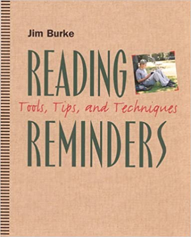 Amazon reading reminders tools tips and techniques great amazon reading reminders tools tips and techniques great source professional development 9780867095005 jim burke books fandeluxe Image collections