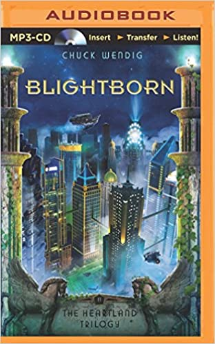 Book Blightborn (Heartland Trilogy)