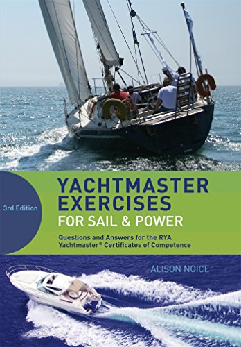 Yachtmaster Exercises for Sail and Power: Questions for sale  Delivered anywhere in USA