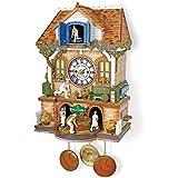 Spirit Of Bowls Cuckoo Clock by The Bradford Exchange by The Bradford Exchange
