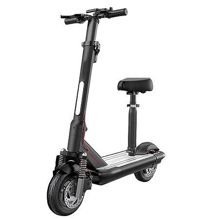 Scooter electrico Adulto, Plegable 10 Pulgadas 400W Carga ...