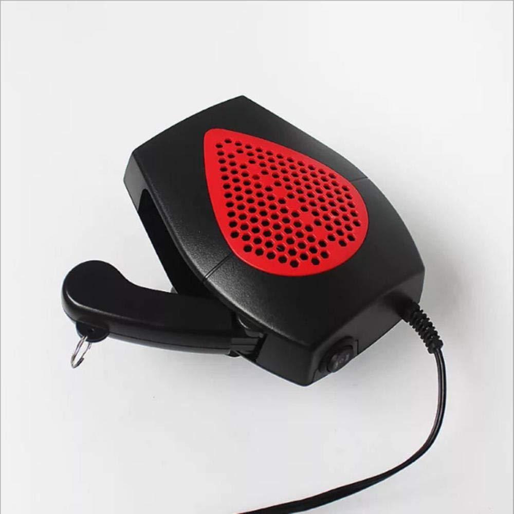 Chamomile1011 Riscaldatore dellautomobile Vetro Auto Sbrinatore Antiappannamento Riscaldatori Macchina Portatile Riscaldamento Elettrico di Riscaldamento Ad Aria Calda E Aria