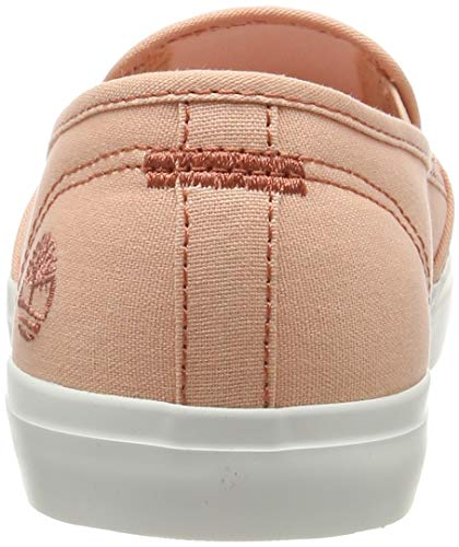 Ttt Bay Timberland Newport peach Marrone Infilare Donna Nougat Sneaker 6n8wngq5H