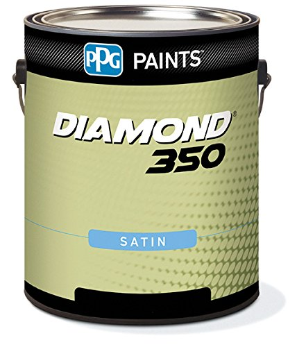 2402-100XI/01 Acrylic Paint, Satin, 1 gal, Fortis 350, Exterior Paint, White