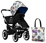 Bugaboo Donkey Accessory Pack - Andy Warhol Transport Royal Blue (Special Edition)
