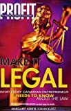 Make It Legal, Margaret Kerr and JoAnn Kurtz, 0471642452