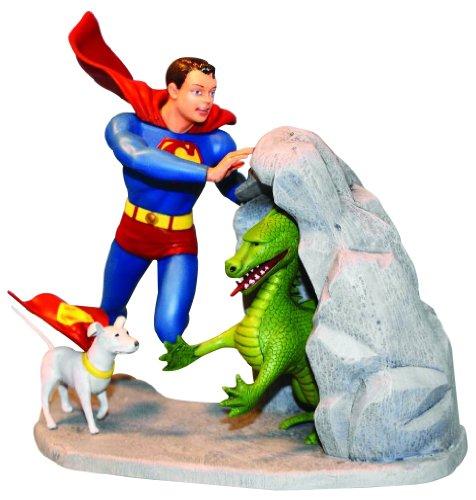 Superman Tshirt Adult Costumes Kit (Moebius Superboy 1:10 Scale Model Kit)