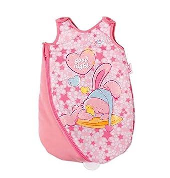 Amazon.es: Zapf Creation 822616 - bebé Nacido, Saco de Dormir, Rosa: Juguetes y juegos