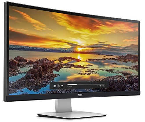 Dell 34'' UltraSharp Curved Ultra Wide Quad HD IPS Monitor by Dell (Image #1)