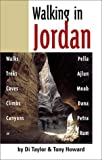 img - for Walking in Jordan: Walks, Treks, Caves, Climbs, and Canyons book / textbook / text book
