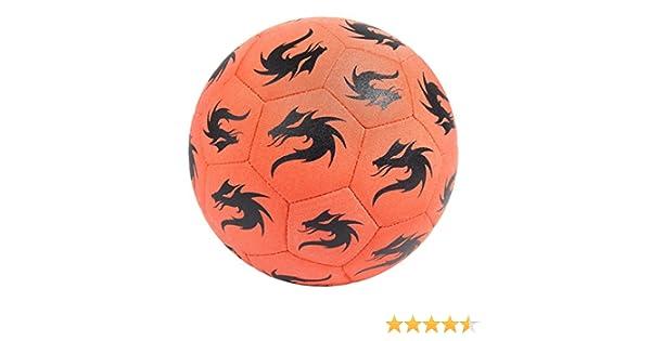 Monta, Freestyler, 5, 5211145616 - Pelota de fútbol, Color Naranja ...