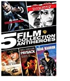 5 Film Collection Antiheroes (Edge of Darkness / Conspiracy Theory / We Were Soldiers / Payback / Road Warrior)