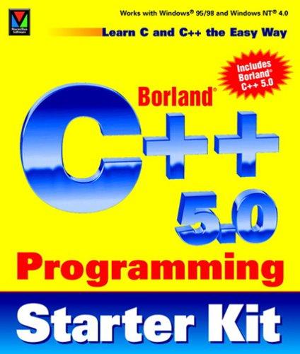 MACMILLAN  Borland C++ Builder Standard Programming Starter Kit