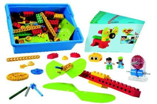 Amazon.com: Early Simple Machines for Kindergarten STEM by LEGO ...