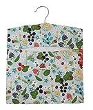 Kitchen Garden Cotton Canvas Peg Bag