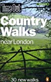 Time Out Book of Country Walks, Time Out Guides Staff, 0141018658