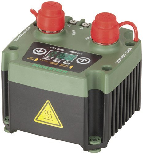 120a Isolator - 120A 12/24VDC Programmable Dual Battery Isolator