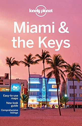 Lonely Planet Miami & the Keys (Travel - Miami Downtown Stores