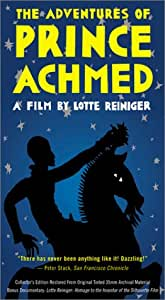 The Adventures of Prince Achmed (1926) [VHS]