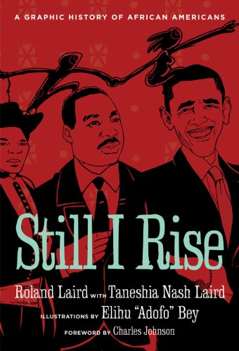 Image result for still i rise graphic novel