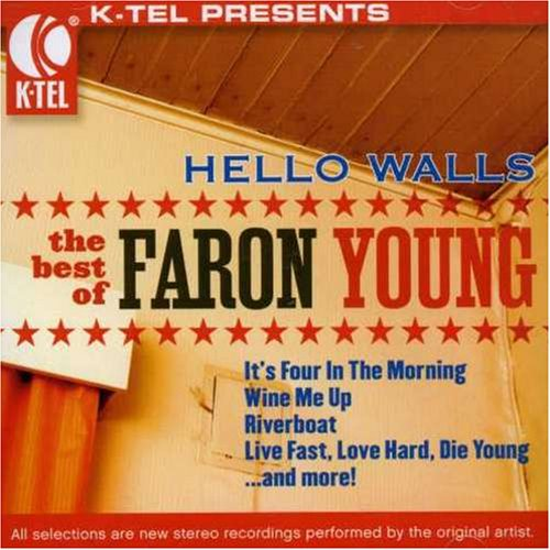 Faron Young - Hello Walls: The Best Of Faron Young - Zortam Music