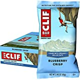 CLIF Bar Blueberry Crisp 12 x 68g