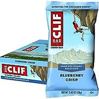 CLIF Bar Blueberry Crisp 12 x 68g