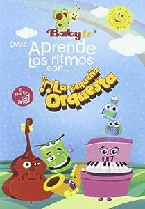 Baby TV, Pequeña Orquesta [DVD]