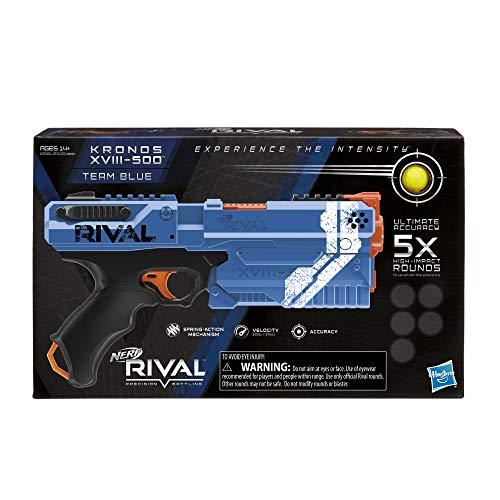 NERF Rival Kronos XVIII-500, Blue (Amazon Exclusive)