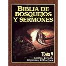 """""""Biblia de bosquejos y sermones: Galatas, Efesios, Filipenses, Colosenses"""" (Biblia de Bosquejos y Sermones N.T.) (Spanish Edition)"""