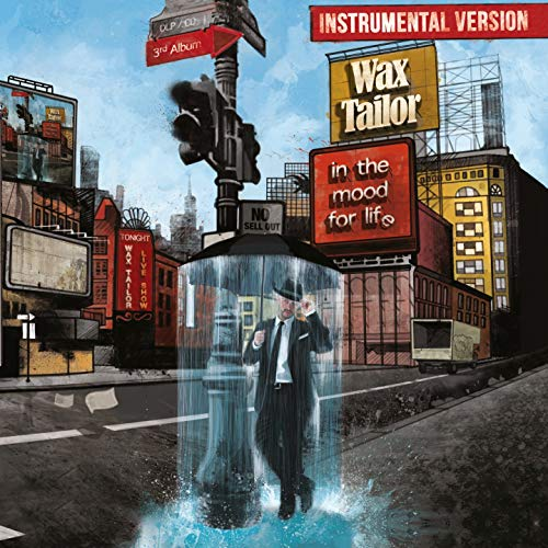 B-Boy on Wax (Instrumental) (Wax Tailor In The Mood For Life)