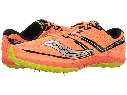 (サッカニー) SAUCONY メンズ陸上競技用シューズクロスカントリー靴 Kilkenny XC7 [並行輸入品] B073VHD83V 31.0 cm D - M Vizi Orange/Citron