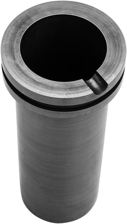 Festnight Creuset de graphite de fusion de haute puret/é pour les outils de fusion /à haute temp/érature dor et dargent