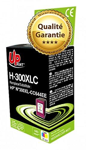 Cartucho de tinta HP n ° 300 de color para impresora HP DESKJET ...