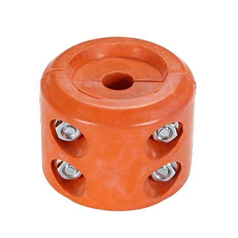 ATV Winch Cable Hook Stop Stopper Rubber Cushion