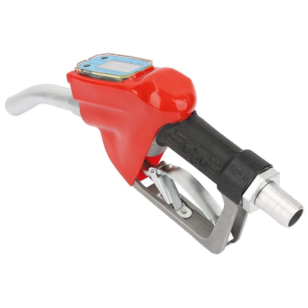etc Fueling Nozzle,1 25mm Diesel Kerosene Gasoline Fuel Meter Nozzle,Automatic Fuel Nozzle,for Factories Gas Stations