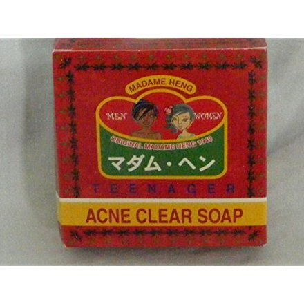Buy Madame Heng Teenager Acne Clear Soap- From Thailand