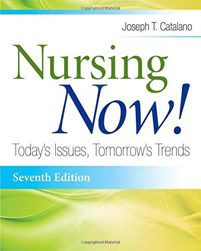 Nursing Now! W/Access