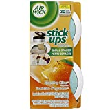 Air Wick Stick Ups Air Freshener, Sparkling Citrus, 2 Count, Small Space Odor Eliminator
