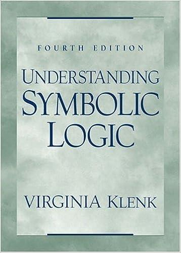 Understanding symbolic logic
