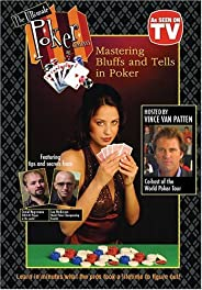 Trademark Poker Mastering Bluffs and Tells Instructional DVD, Red
