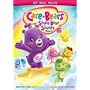 Care Bears: Share Bear Shines Movie (2011)