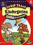 Jumpstart Kindergarten: Jumbo Workbook (jan)