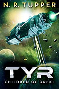 Tyr by N.R. Tupper ebook deal