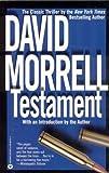Testament, David Morrell, 0446691917