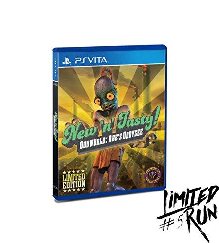 Oddworld: New n' Tasty - PS Vita