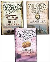 Winston Graham Polddark Collection 3 Books Set Ross Poldark, Demelza, Jeremy Poldark