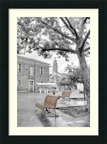 framed-art-print-campo-santa-margherita-1-by-alan-blaustein