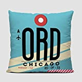 "ORD - Throw Pillow - Cover only (16""x16"")"