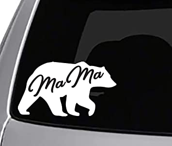 Mama decal decal for mom Mom car decal cute mom decal